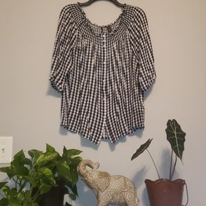 Cute Button Up Size XL Top